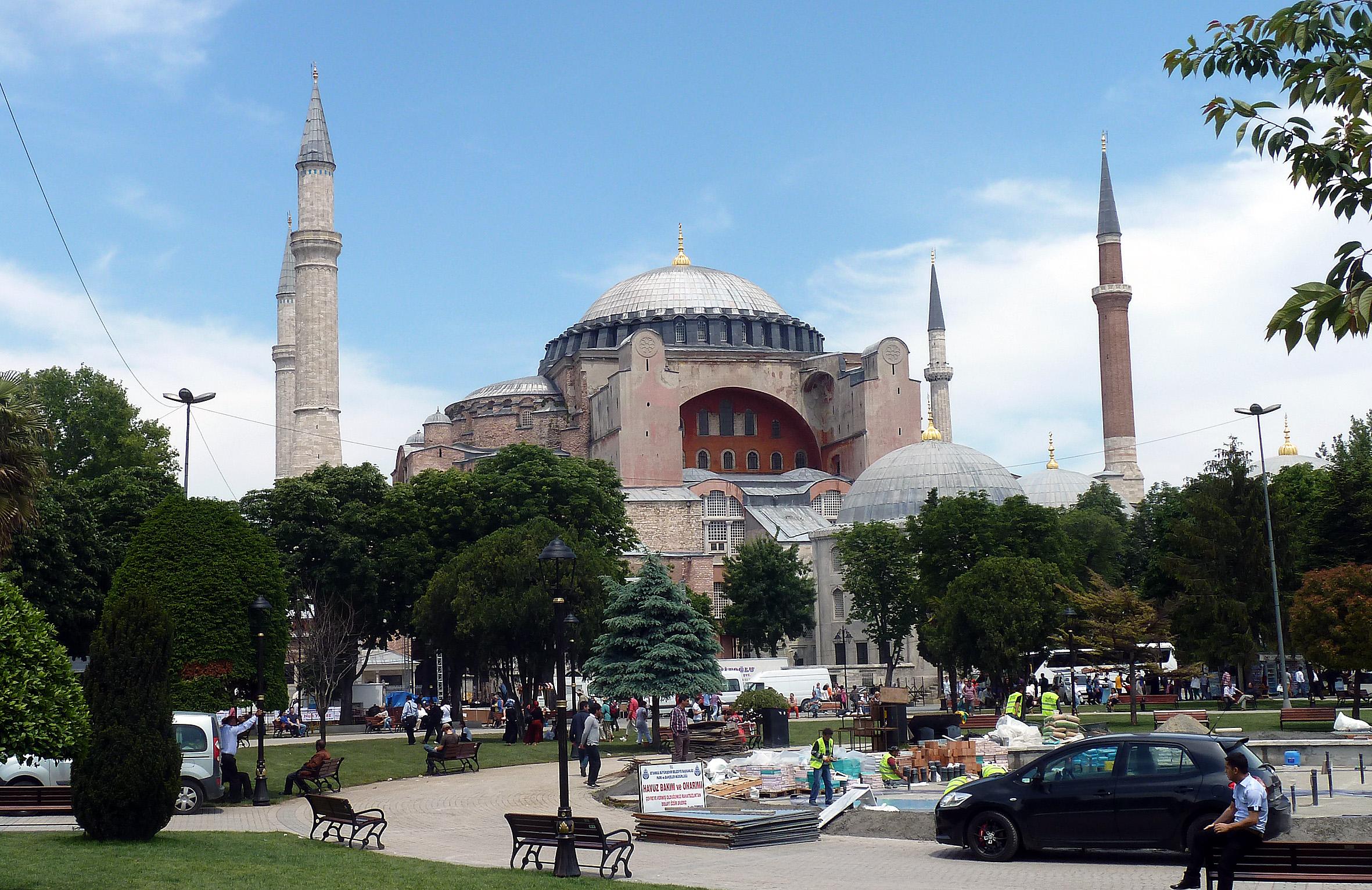 Istanbul Hagia Sophia 780